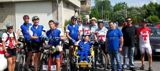El Camino de Santiago es más accesible gracias a 'Discamino'